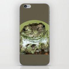 Frog iPhone & iPod Skin