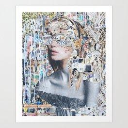 summer daze Art Print
