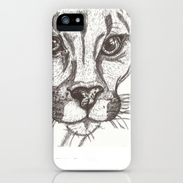 Night Stalker iPhone Case