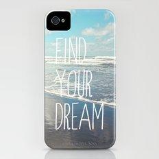 find your dream iPhone (4, 4s) Slim Case