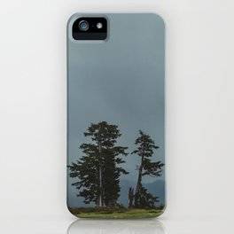 Magic Northwest Forest iPhone Case