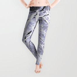 Twisted Perception gray Leggings