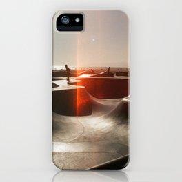 Venice Beach Skatepark iPhone Case