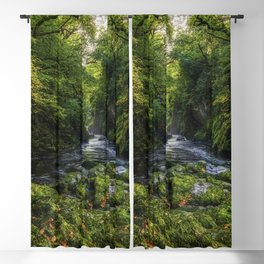 Fairy Glen Blackout Curtain
