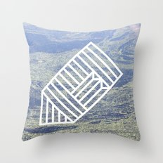 O1 Throw Pillow