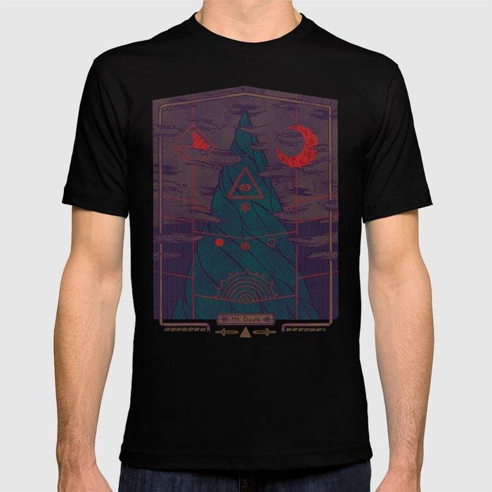 Mount Death T-shirt