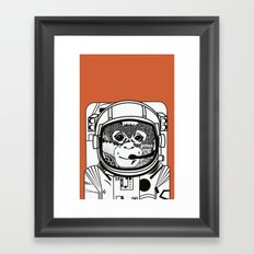 Searching for human empathy 2 Framed Art Print