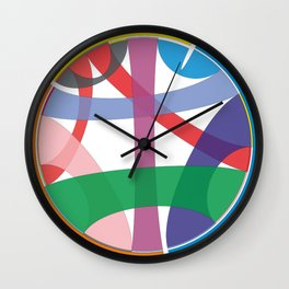 Genome Diagram Wall Clock