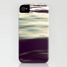 winter waters Slim Case iPhone (4, 4s)