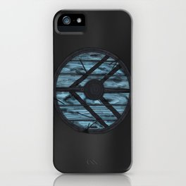 Lagertha's Shield iPhone Case