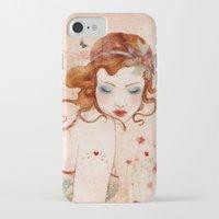 lolita iPhone & iPod Cases featuring Lolita by Minasmoke
