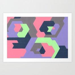 Sequences - Primes Art Print
