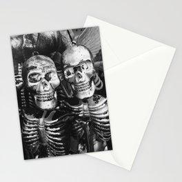 Skeleton Twins Stationery Cards