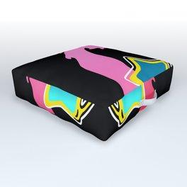 Elton Outdoor Floor Cushion