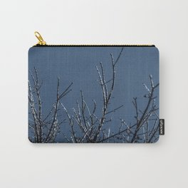 Icy Silhouettes Carry-All Pouch