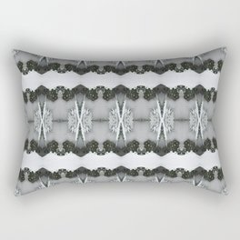 SnowLace Rectangular Pillow