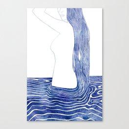 Klaia Canvas Print