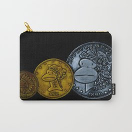 Famous Ape Coins Carry-All Pouch