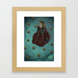 Enthralled Framed Art Print
