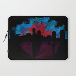 Monnet Over Boston Laptop Sleeve