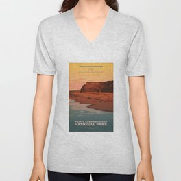 Prince Edward Island National Park Unisex V-Neck
