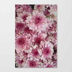 Dead Pink Canvas Print