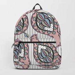 Pastel Paisley Backpack