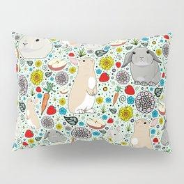 Bunny Rabbits Pillow Sham