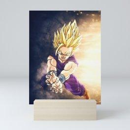 Gohan Dragon Ball Super Mini Art Print