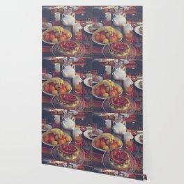 Food photography, fruit still life, kitchen wall art, bed & breakfast, food porn, fine art Wallpaper
