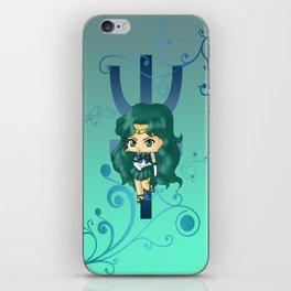 Sailor Neptune iPhone Skin
