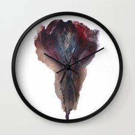 Ashley Lane's Vagina No.2 Wall Clock