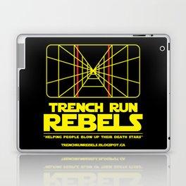 Trench Run Rebels Laptop & iPad Skin