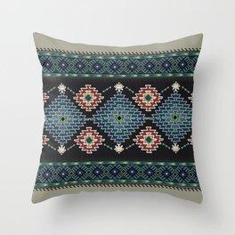 Pattern #029 Throw Pillow