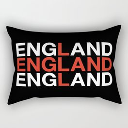 ENGLAND Rectangular Pillow