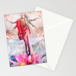 Queen Goddes Stationery Cards