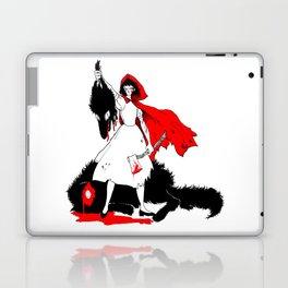 Little Red Riding Hood [2] Laptop & iPad Skin