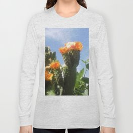 Blossoms in the Spring Long Sleeve T-shirt