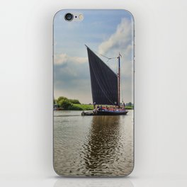 Albion on the River Thurne iPhone Skin