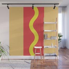 HotDog Wall Mural