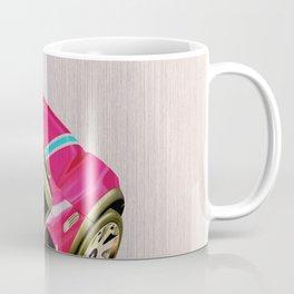 Pink Playmobil Coffee Mug