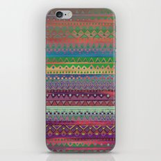 Ethnic Bracelet iPhone & iPod Skin