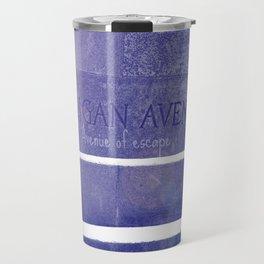 Avenue of escape Travel Mug