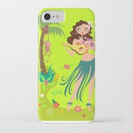 Hula Honey iPhone Case