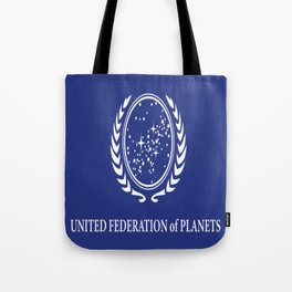 United Fed of Planets II Tote Bag