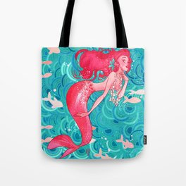 Blue Lagoon - Tropical Bliss  Tote Bag