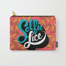 Selfie Lice Carry-All Pouch