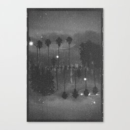 Landscapes (35mm Double Exposure) Canvas Print