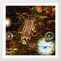 Steampunk, micropphone by nicky2342