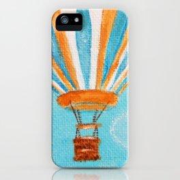 Hot Air Balloon #5 iPhone Case